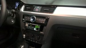 Przykład montażu taksometru Novitus TX06