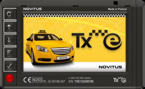 Taksometr Novitus TX E
